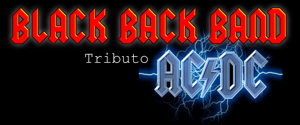 Black Back Band Logo